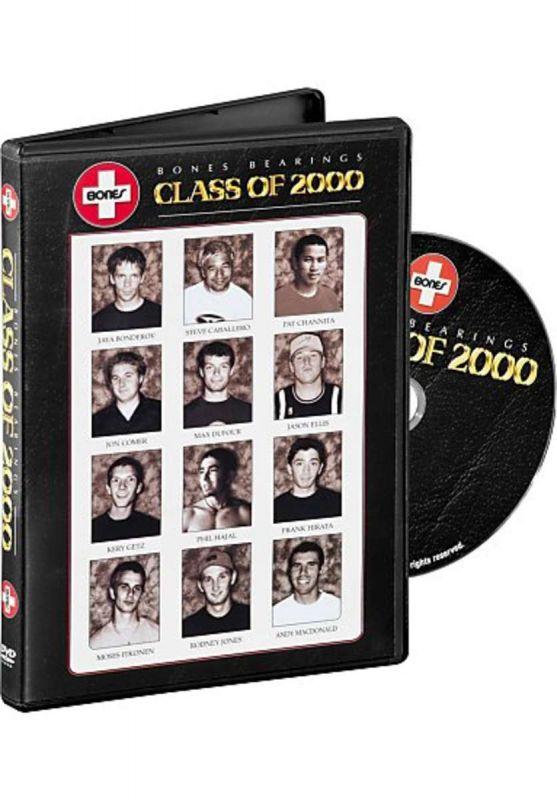 BONES Bearings Class of 2000 - DVD