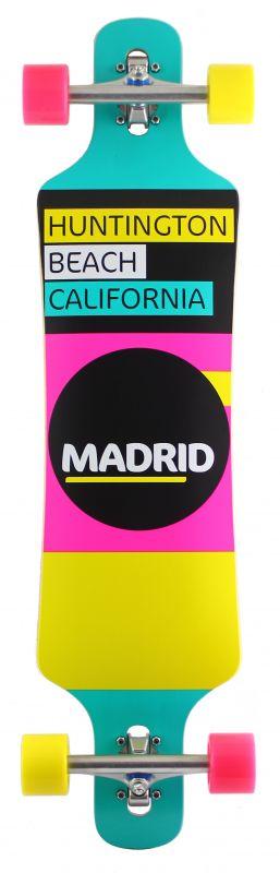 "MADRID Rapid DT 39"" - Longboard Komplett"