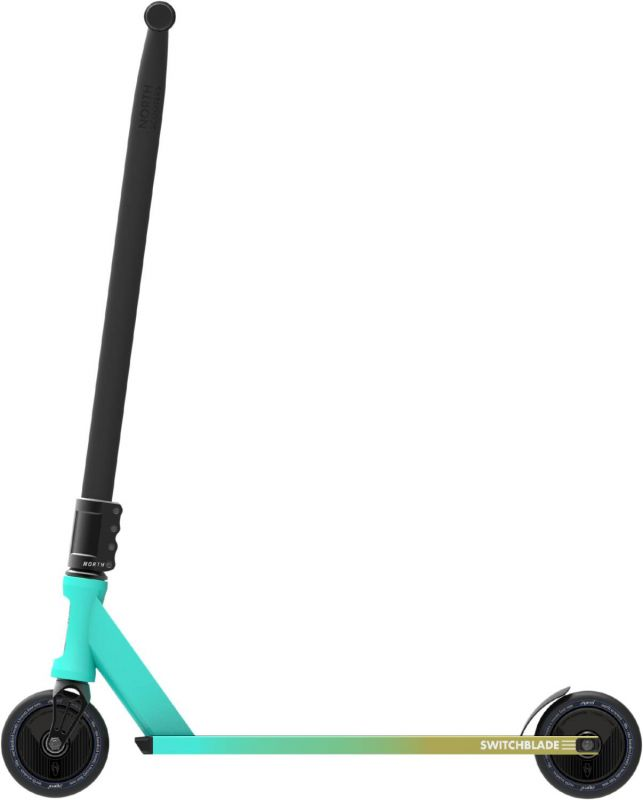 NORTH SCOOTERS Switchblade 2020 Tropic Fade/Black - Stunt Scooter Komplett
