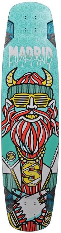 MADRID Yeti 2015 - Longboard Deck