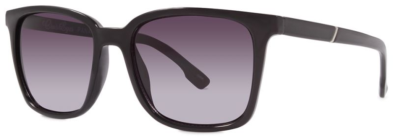 CRUSHEYES Panache - Gloss Black/Gradient Smoke - Sonnenbrille