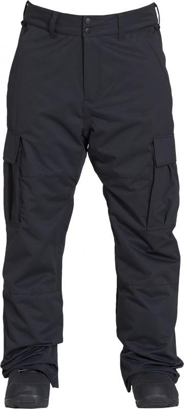 BILLABONG Transport Black - XXL - Snowboardhose für Männer
