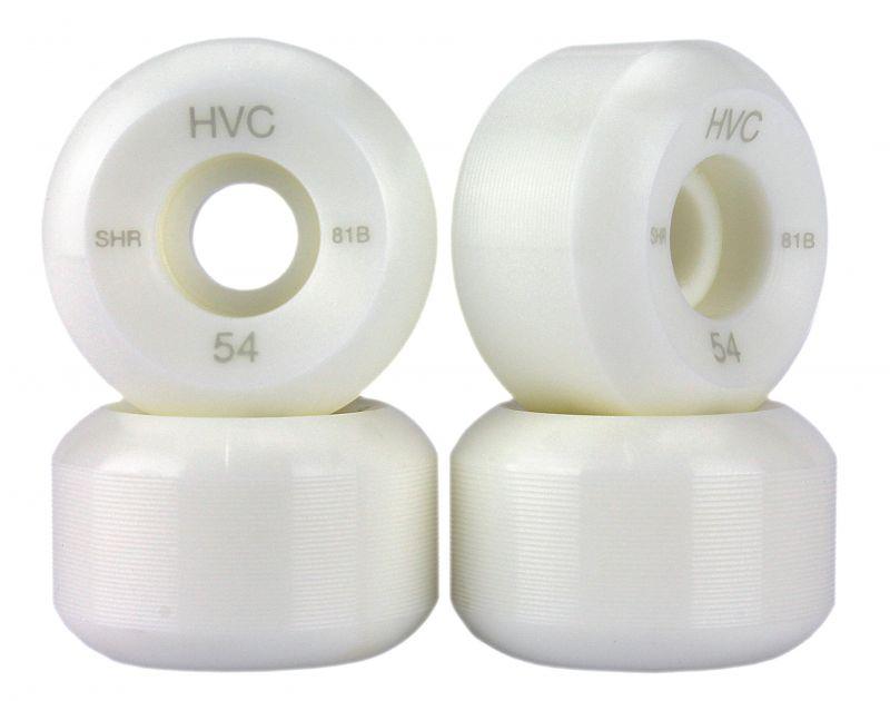 HVC Conical 81b White - Skateboard Rollen