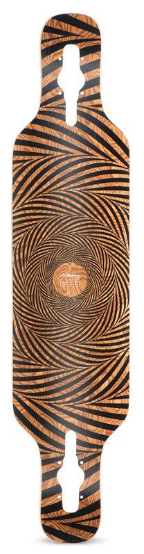 LOADED Tan Tien Flex 1 - Longboard Deck