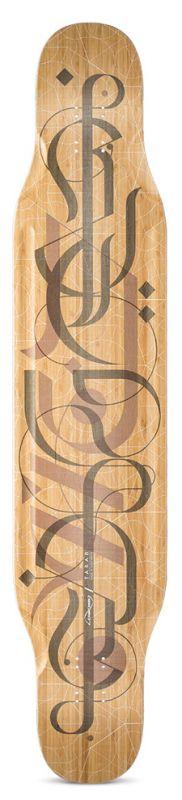 LOADED Tarab Flex 2 - Longboard Deck