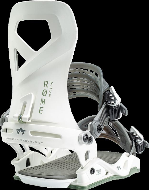 ROME Vice White Sage M/L - Snowboard-Bindung 2020