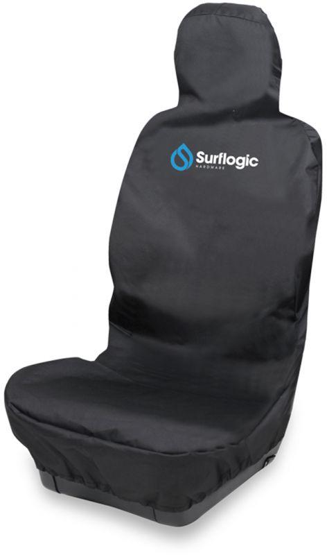 SURF LOGIC Waterproof Car Seat Cover Black
