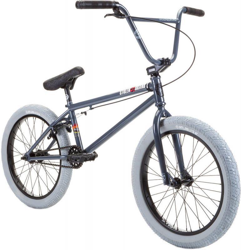 """STOLEN Heist 20"""" 2021 Shades - Freestyle BMX Bike"""