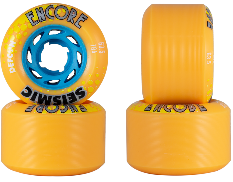 SEISMIC Encore 63,5mm 78a Defcon / Mango