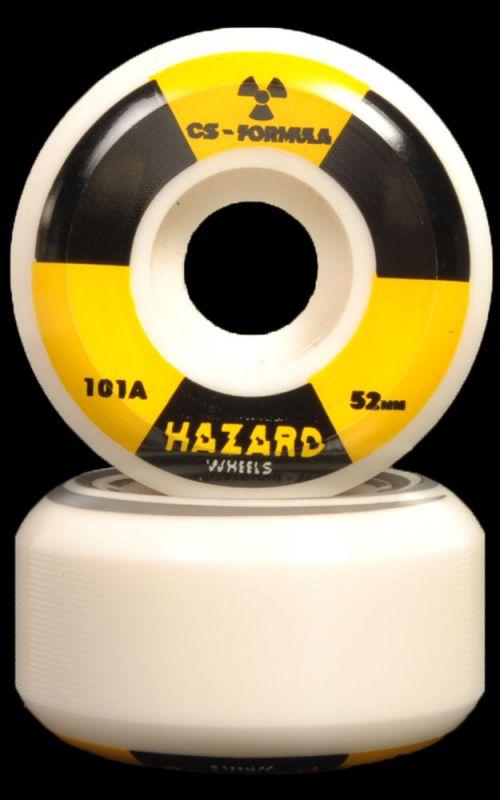 HAZARD Radio Active Conical 52mm 101A - Skateboard Rollen