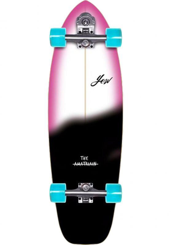 "YOW Amatriain Signature Series 33.5"" - Surfskate Komplett"