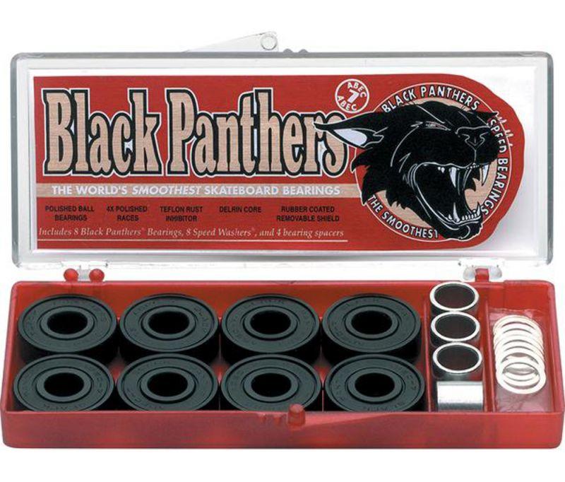 BLACK PANTHERS Abec 7 Kugellager
