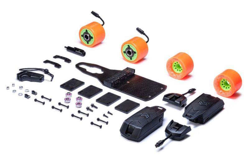 UNLIMITED X LOADED Race Kit - Elektroantrieb für Longboards