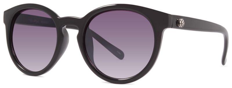 CRUSHEYES Heavenly - Gloss Black/Gradient Smoke Lens - Sonnenbrille