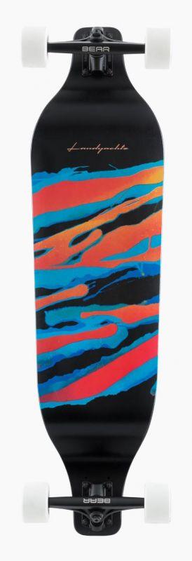 LANDYACHTZ Evo 36 Spectrum - Longboard Komplett