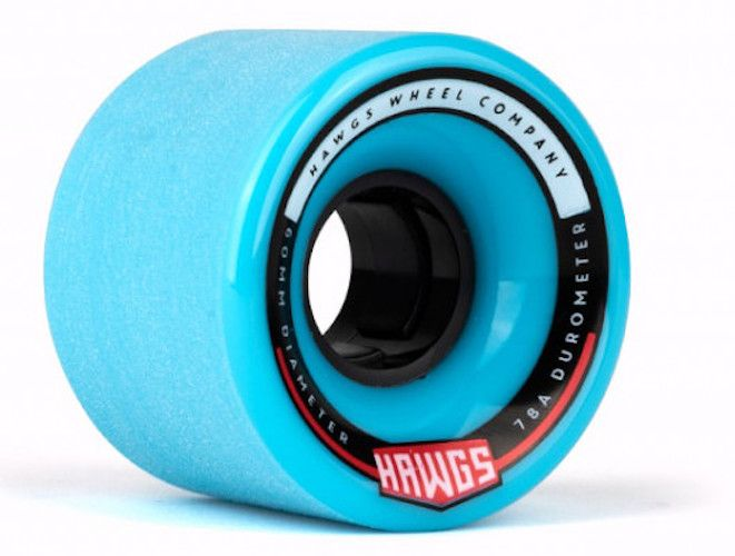 HAWGS Chubby Hawgs 78a 60mm Blue