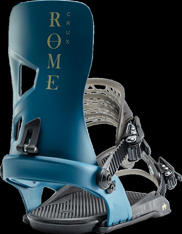 ROME Crux Cobalt M/L - Snowboard-Bindung 2020