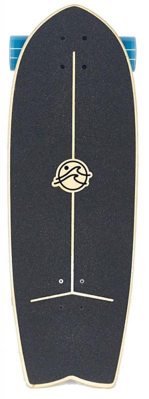 """FLOW SURF SKATES Nemo 29"""" - Surfskate Komplett"""