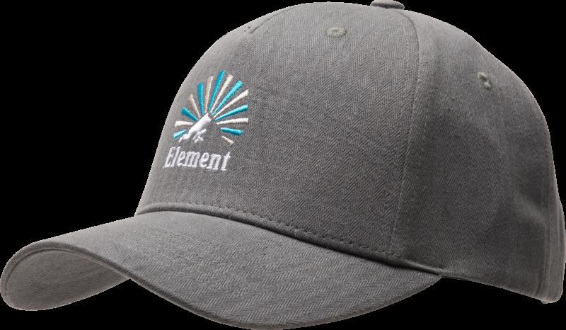 Element Camp III Cap Asphalt