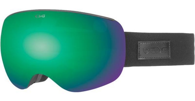TSG Goggle Three Blackout - Snowboardbrille