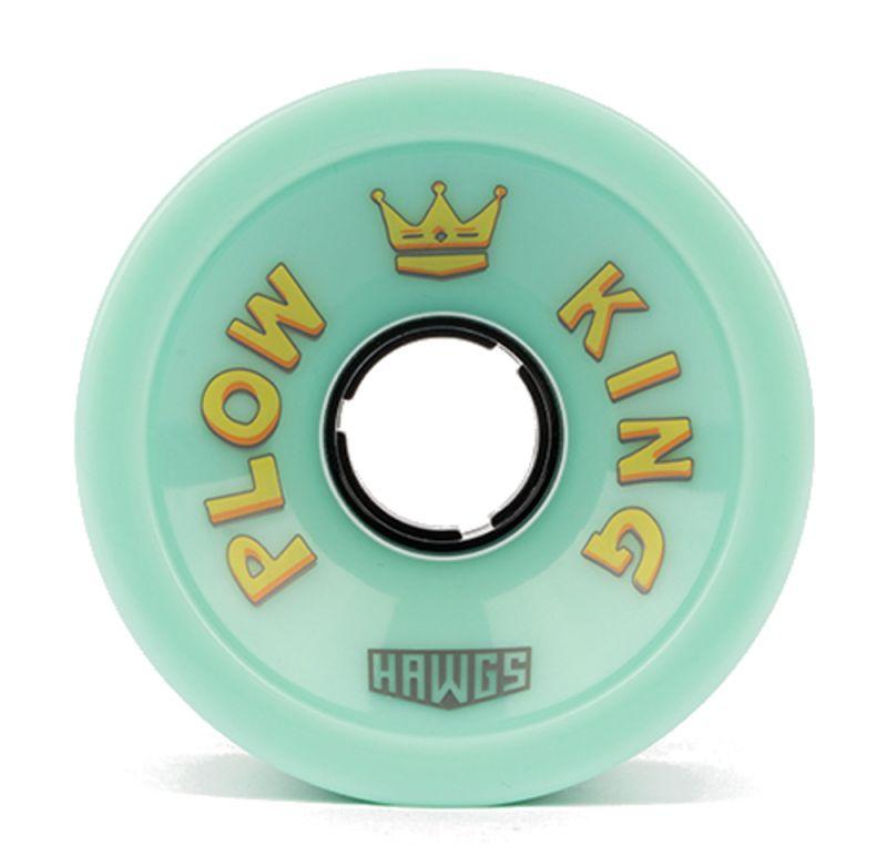 HAWGS Plow King 72mm 78a Ocean Teal