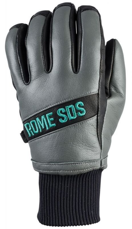 ROME Stable Glove Grey M Handschuh