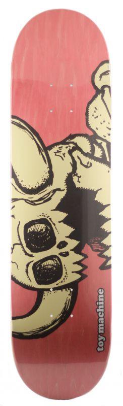"TOY MACHINE Vice Dead Monster 8.25"" Natural - Skateboard Deck"
