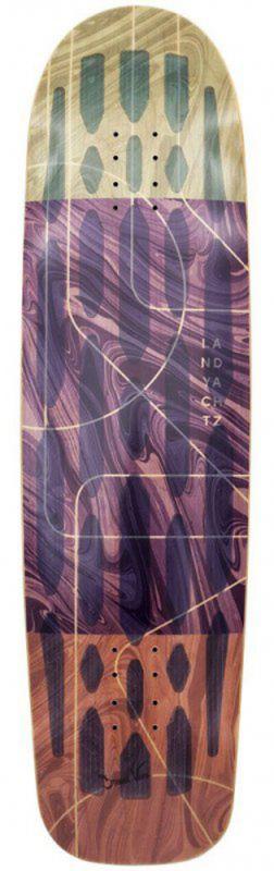 LANDYACHTZ HT Sidewalker - Longboard Deck