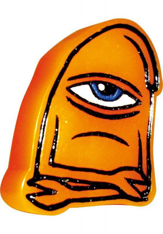 TOY MACHINE Curb Wax Orange - Skatewachs