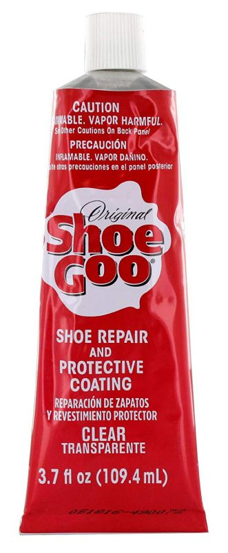 SHOE GOO - Clear / Transparent 109ml Tube