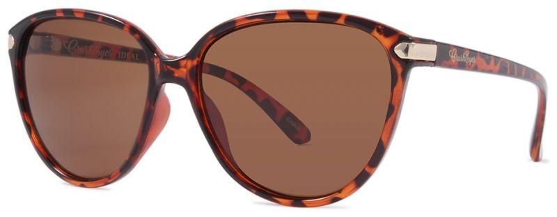 CRUSHEYES Ideal - Tortoise/Bronze - Sonnenbrille