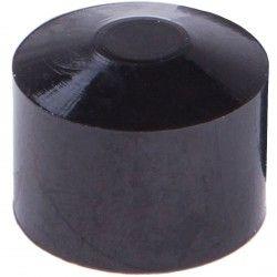 Pivot Cups Black für Skateboardachsen