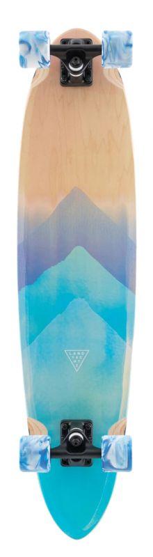 LANDYACHTZ Super Chief Watercolor - Longboard Komplett
