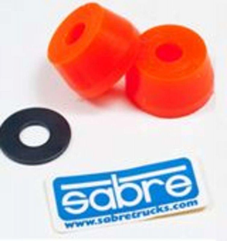SABRE BUSHINGS King Cone X-Type Orange 86a