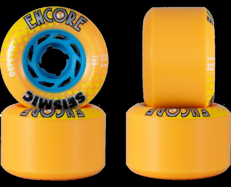 SEISMIC Encore 65,5mm 78a Defcon / Mango