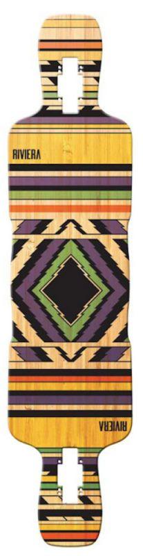 RIVIERA Heta - Longboard Deck