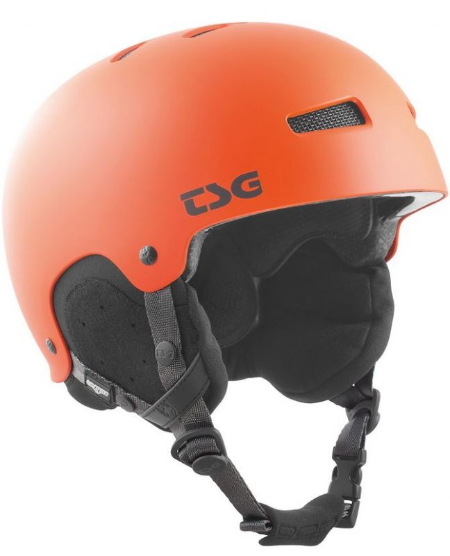 TSG Gravity Satin Magma Orange S/M - Snowboardhelm