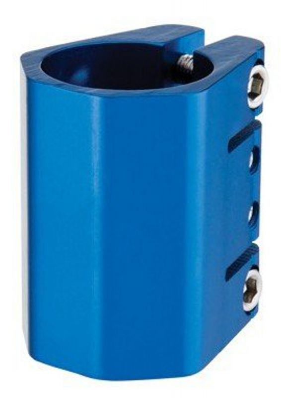 RAZOR Phase Two - Quad 35mm Coffin Clamp - Blue