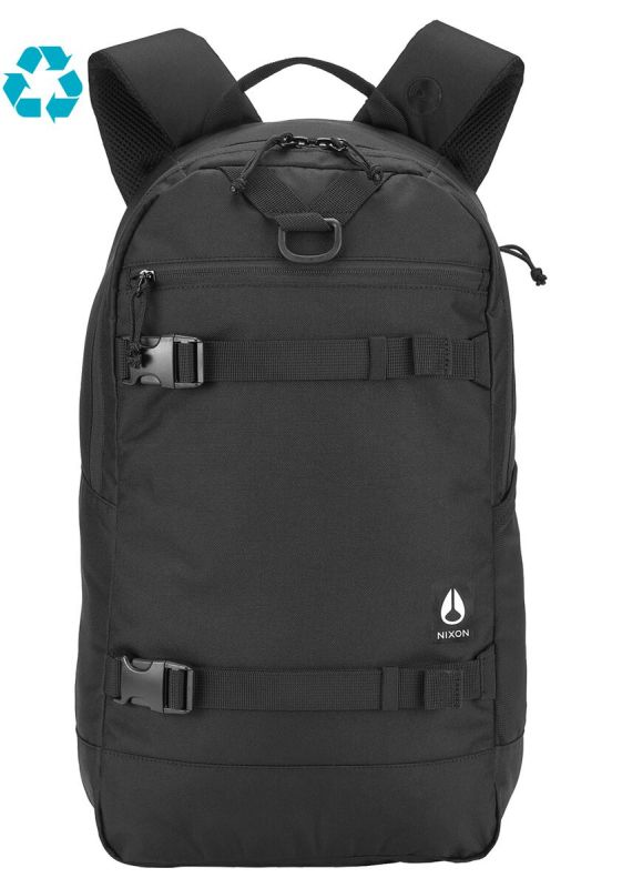 NIXON Ransack Backpack Black - Rucksack