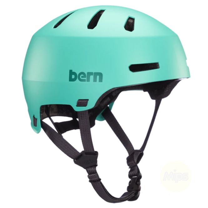 BERN Macon 2.0 H2O Helmet Mint