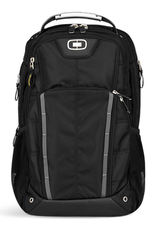 OGIO Axle Backpack Black - Laptop-Rucksack