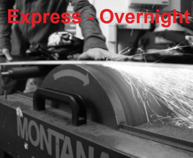 EXPRESS - OVERNIGHT Großer Service