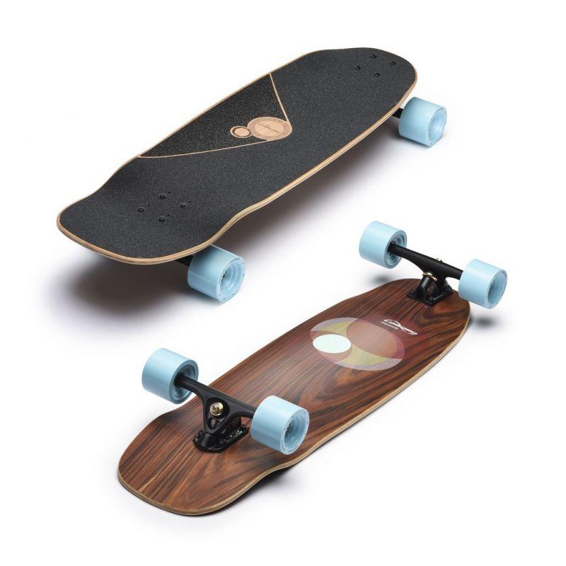 LOADED Omakase Roe Grip n Rip - Longboard Komplett