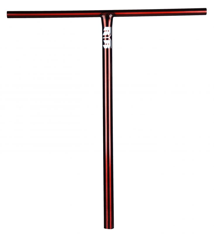 RAPTOR Chromoly T-Bar Red - Stunt Scooter Bar