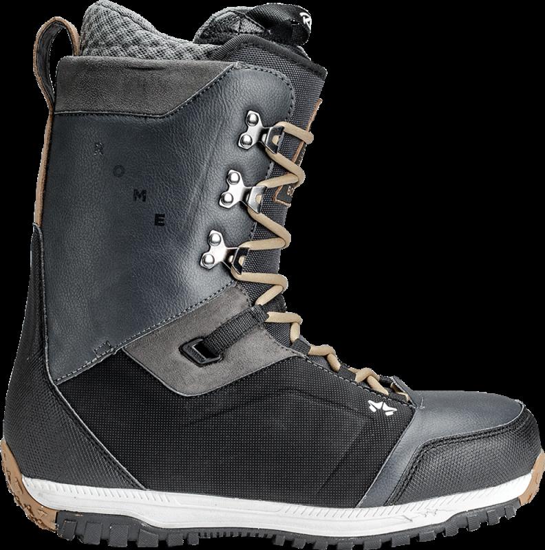 ROME Bodega Black - Snowboard Boots - EU 44