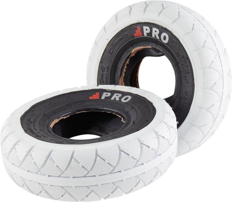 ROCKER Street Pro Mini BMX Reifen White/Blackwall