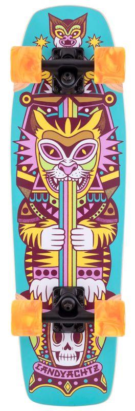 LANDYACHTZ Dinghy Coffin Kitty - Minicruiser Komplett