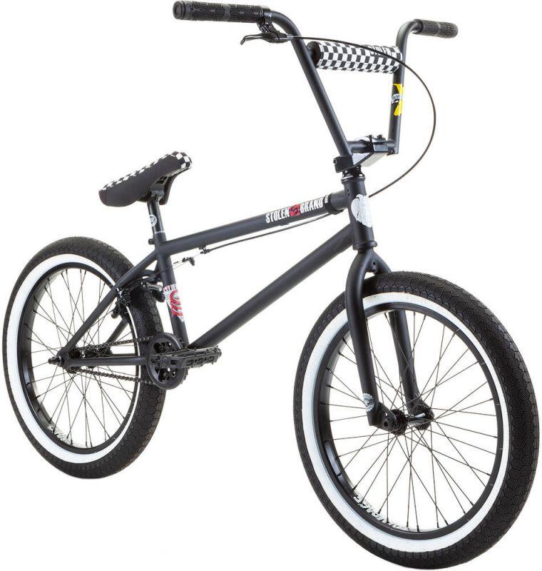 """STOLEN Sinner FC 20"""" 2021 - Freestyle BMX Bike"""