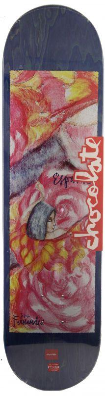 "CHOCOLATE Fernandez Espana 8""  - Skateboard Deck"