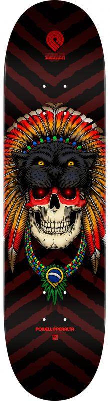 """POWELL PERALTA Kelvin Hoefler Skull 8"""" - Shape 247 - Skateboard Deck"""